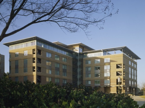 Bren Hall, UC Irvine